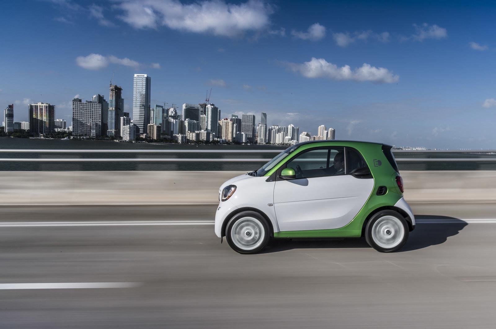 Foto de smart fortwo Electric Drive, toma de contacto (87/313)