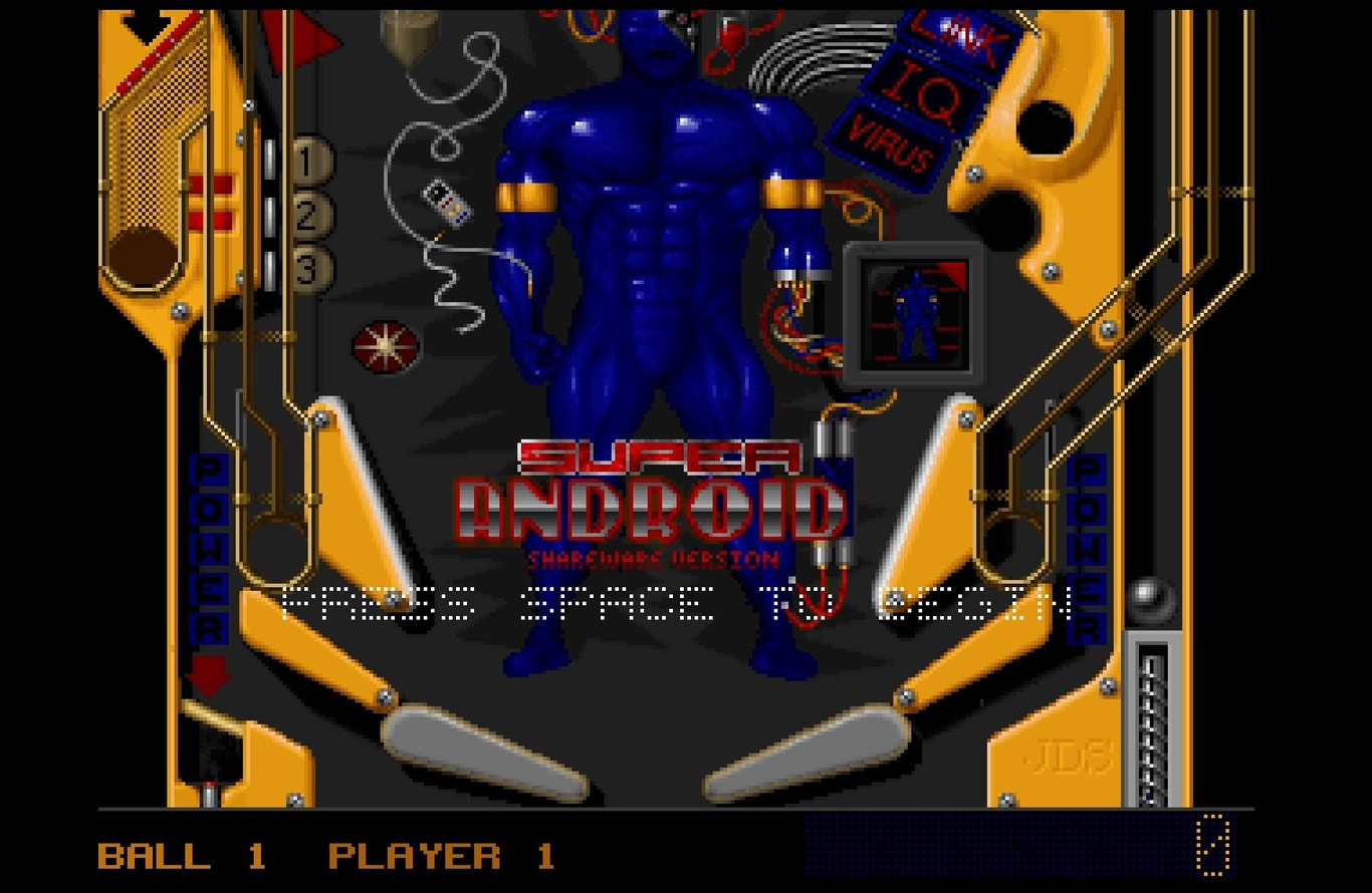 Epic Pinball (Digital Extremes, 1993)