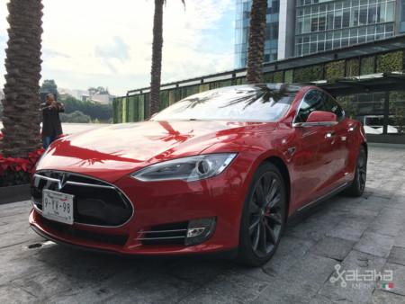 Tesla Model S Mexico 3