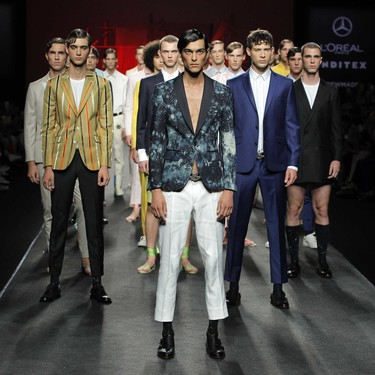 García Madrid le apuesta al color como nunca antes en su colección Primavera-Verano 2019