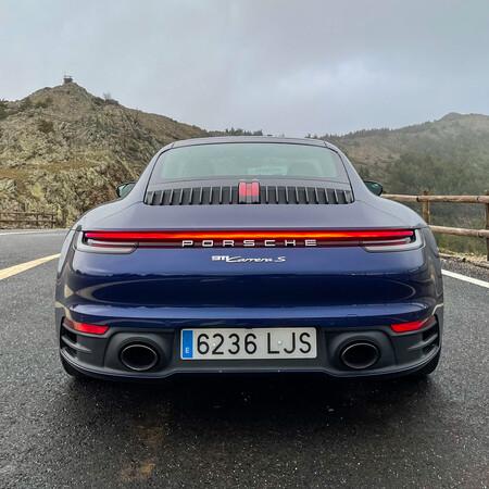 Porsche 911 Manual Prueba 11