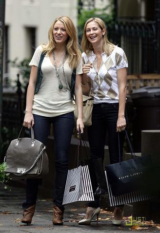 Nuevas fotos de la segunda temporada de Gossip Girl