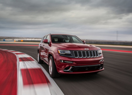 Confirmado: Habrá un Jeep Grand Cherokee Hellcat
