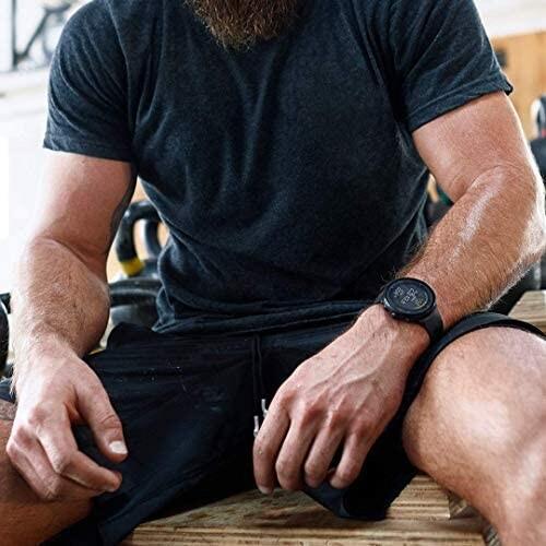 El reloj deportivo con GPS y pulsómetro óptico de Polar, Polar Vantage M, a uno de sus precios más bajos en Amazon por 179,99 euros