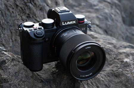 Panasonic Lumix S 50mm F1.8, nueva óptica universal, fija y luminosa para la serie Lumix S por 479 euros