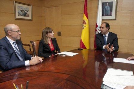 El Gobierno de Cantabria estrecha sus lazos con Microsoft