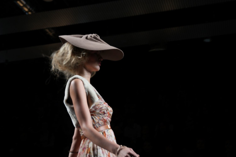 Foto de Alma Aguilar en la Cibeles Madrid Fashion Week Otoño-Invierno 2011/2012 (21/126)