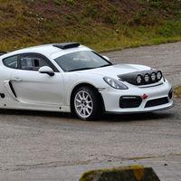 Porsche dará luz verde al Cayman GT4 Clubsport de rallies... sólo si consiguen 100 compradores