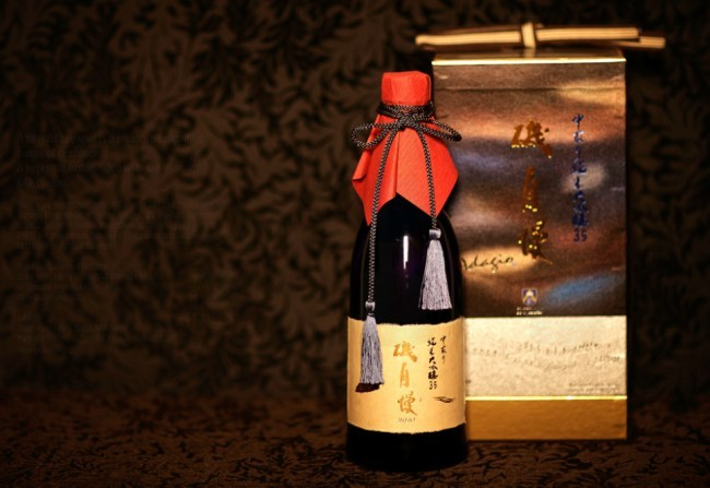 Sake Premium Isojiman Vintage