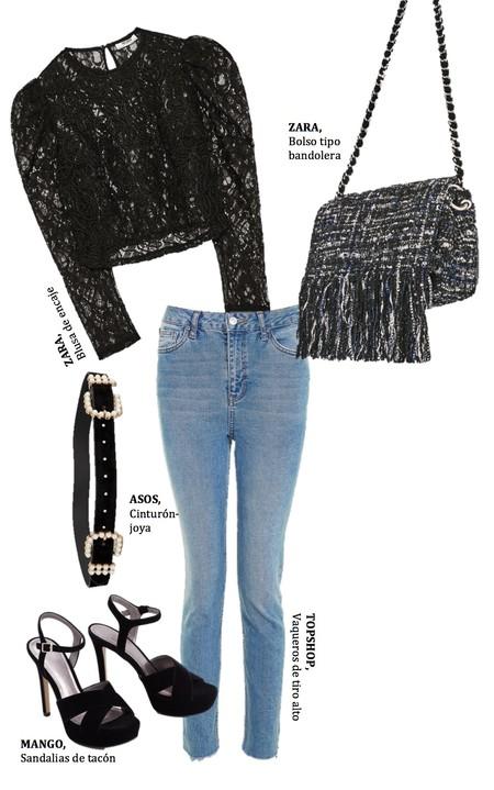 Outfit Miranda Kerr