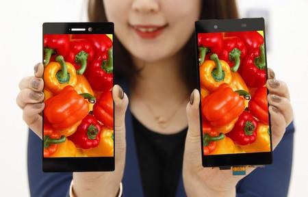 LG ya tiene lista su pantalla con marcos de sólo 0.7 milímetros