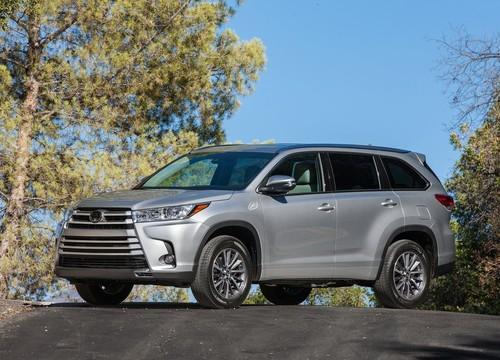 Toyota Highlander 2017: precios, versiones y equipamiento en México