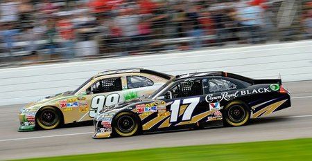 Matt Kenseth vence en Texas