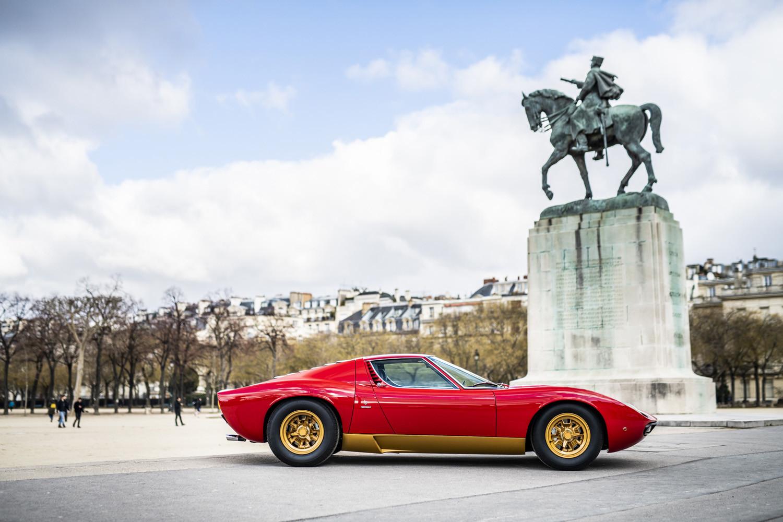 Foto de Lamborghini Miura SV de Jean Todt (36/37)