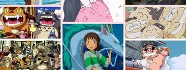 Todas las películas de Studio Ghibli ordenadas de peor a mejor