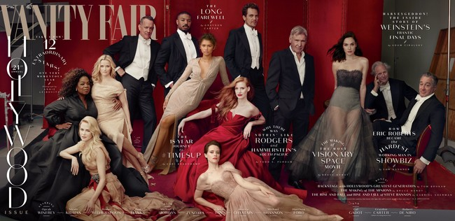 Vanity Fair Hollywood Issue 2018
