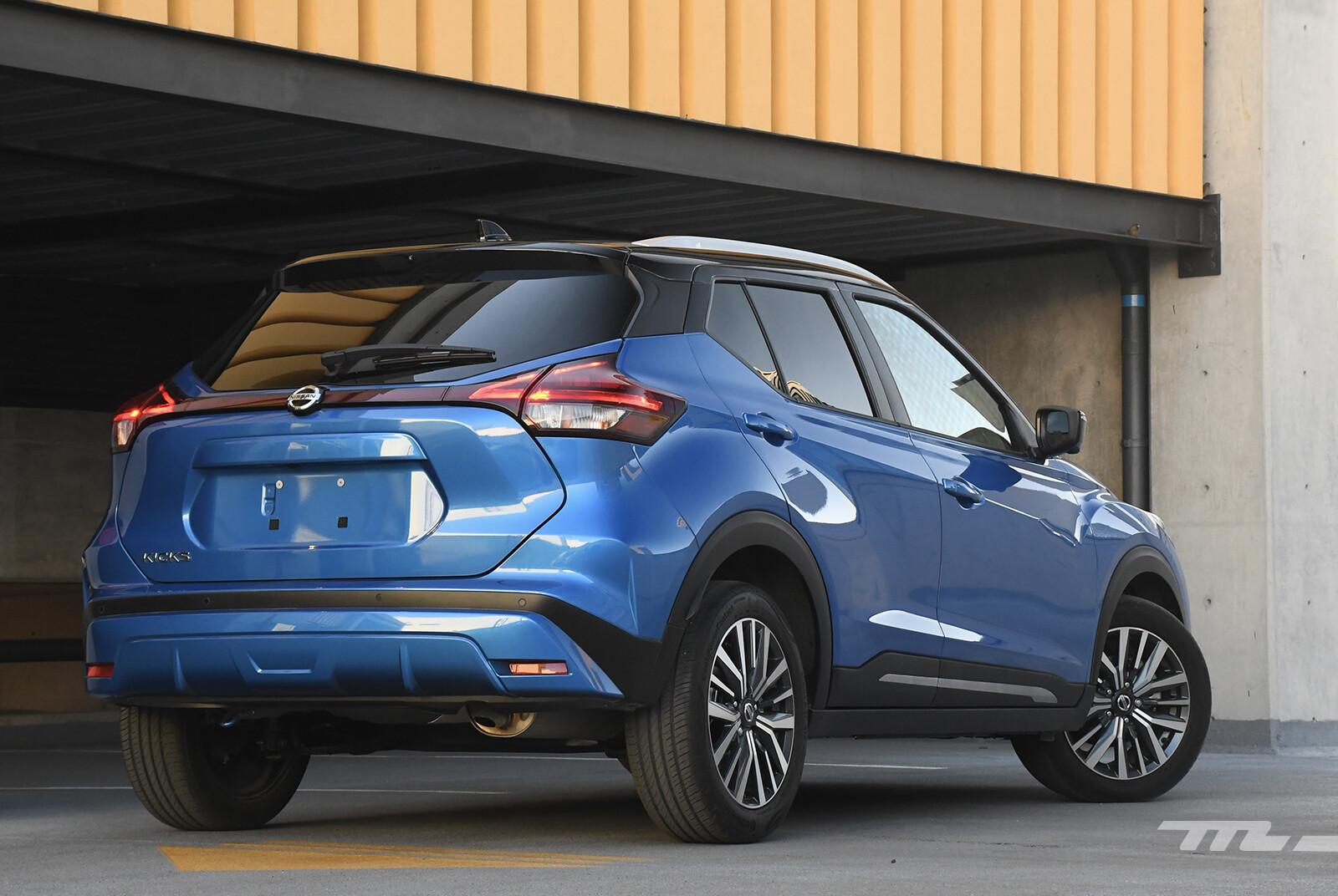 Foto de Nissan Kicks 2021 (prueba) (7/31)