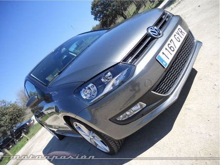 Volkswagen Polo 1.2 TSI, prueba (equipamiento, versiones y seguridad)