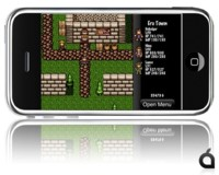 Vay RPG para el iPhone/iPod Touch