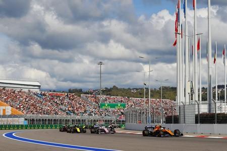 2019 es la temporada con menos abandonos de toda la historia de la Fórmula 1