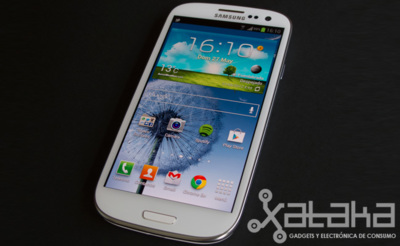 Samsung Galaxy S3, análisis