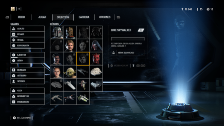 Star Wars Battlefront 2 Luke Skywalker