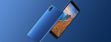 Xiaomi Redmi 7A llega a México para convertirse en el nuevo smartphone bueno, bonito y barato de la empresa china
