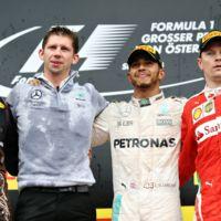 Polémica victoria de Lewis Hamilton en el Red Bull Ring