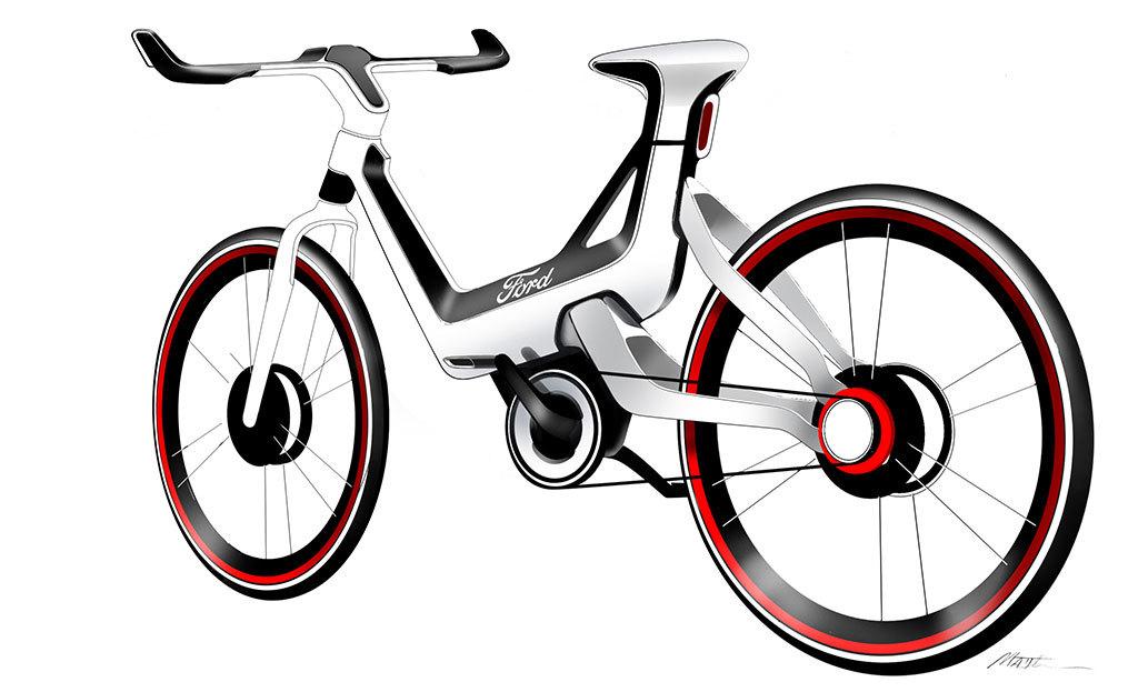 Foto de Ford E-Bike Concept  (5/16)