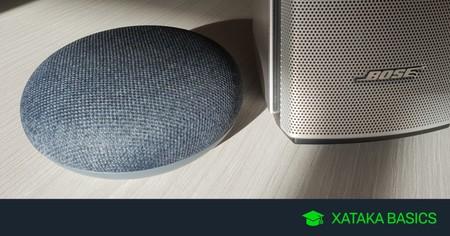 Cómo agregar un altavoz Bluetooth a tu Google Home para utilizarlo para escuchar tu música y audio