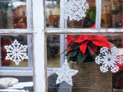 11 ideas decorativas para Navidad con poinsettias que hemos visto en Instagram