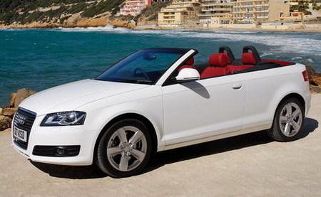 Pequeñas novedades para el Audi A3 cabrio
