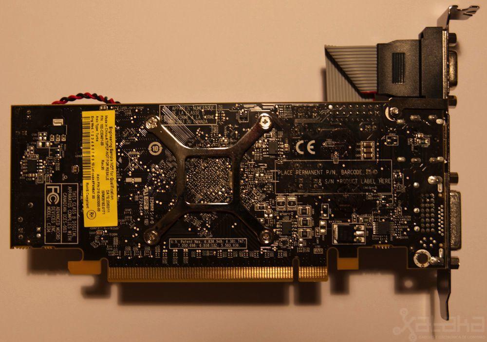 Foto de AMD 6670, análisis (4/5)
