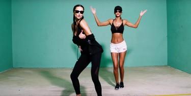 Los ángeles de Victoria's Secret bailan al son de Bruno Mars y nos recuerdan que esta noche se emite el desfile