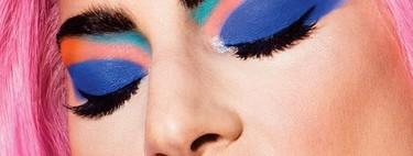 La nueva paleta de sombras de ojos de Lady Gaga va impulsar nuestro maquillaje a otro nivel