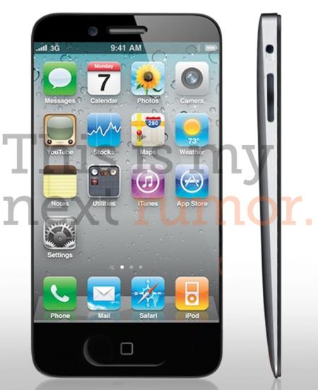 El nuevo iPhone podría suponer un cambio radical con respecto a iPhone 4