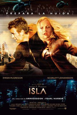 ¿Por qué hiciste 'La isla' Scarlett?