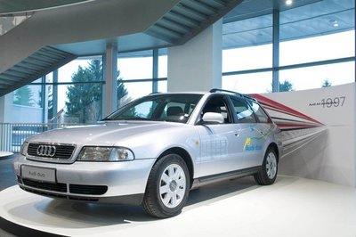 Audi apostará por los híbridos enchufables Diesel, es un déjà vu