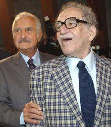 Carlos Fuentes dona su legado a la Biblioteca Nacional de México