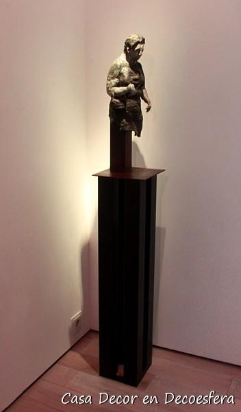 Escultura de Jose María Casanova