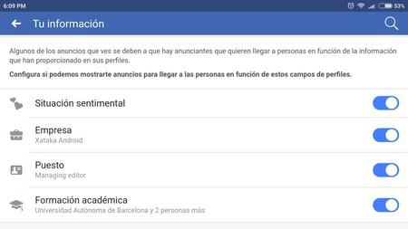 Facebook Privacidad 5