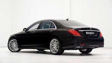 Brabus Mercedes Benz S550