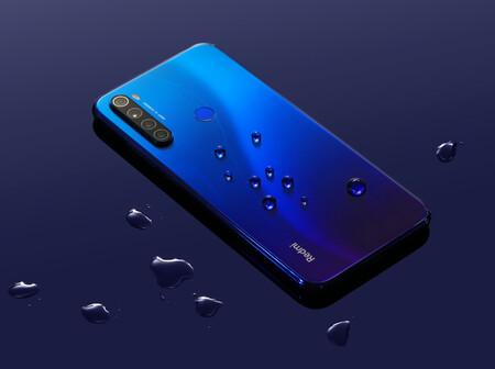 Xiaomi Redmi Note 8 2021 Oficial Diseno