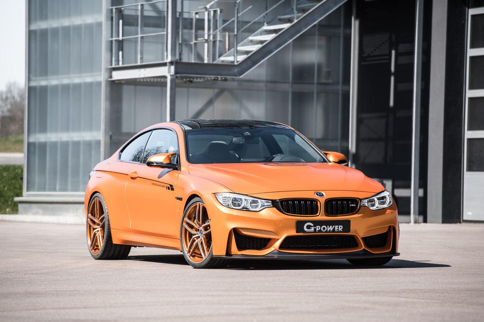 Foto de G-Power BMW M4 (1/6)