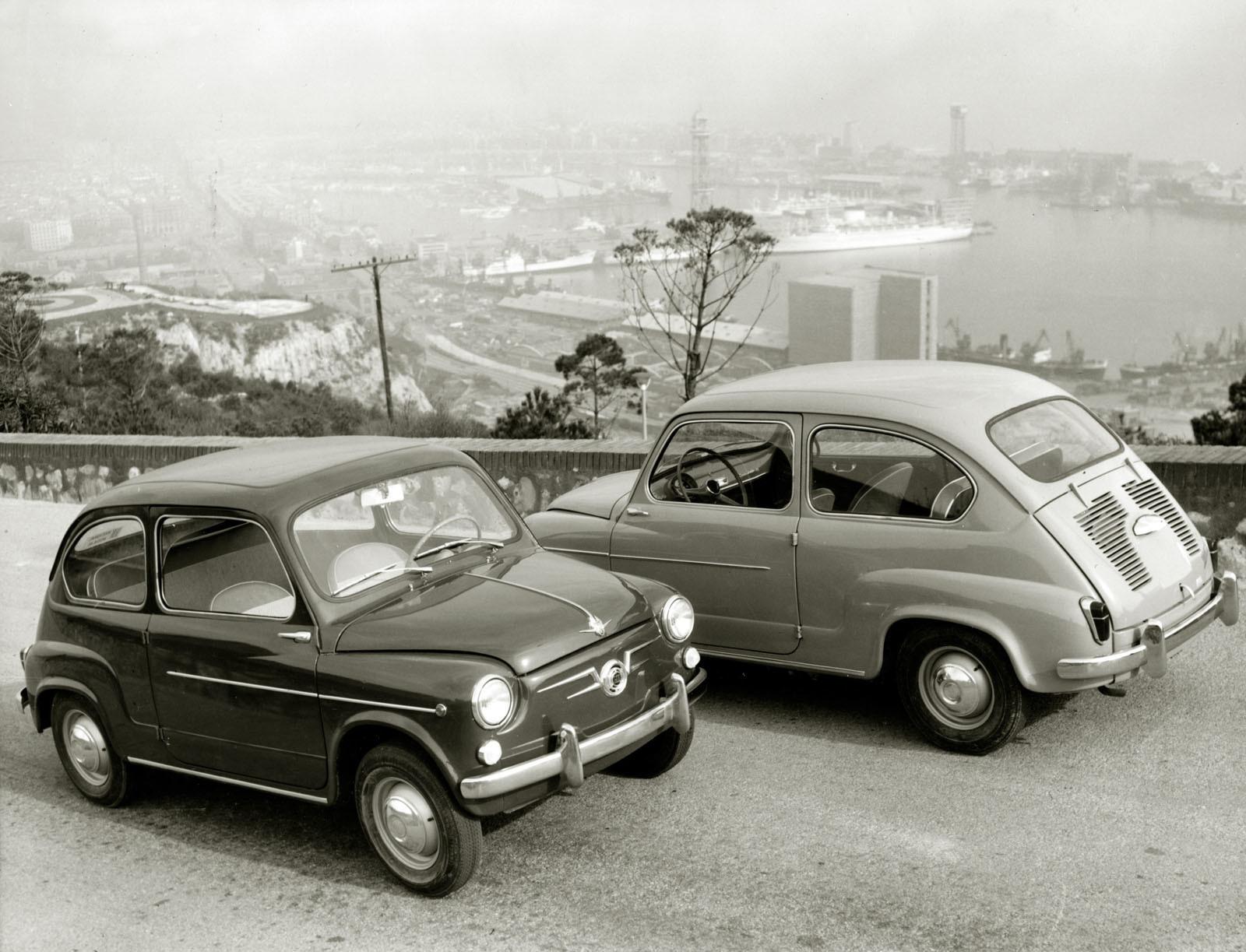 Foto de SEAT 600 (50 Aniversario) (55/64)