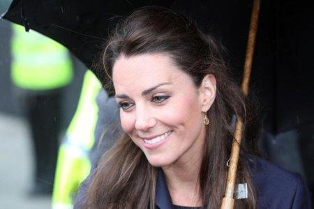 Kate Middleton rostro