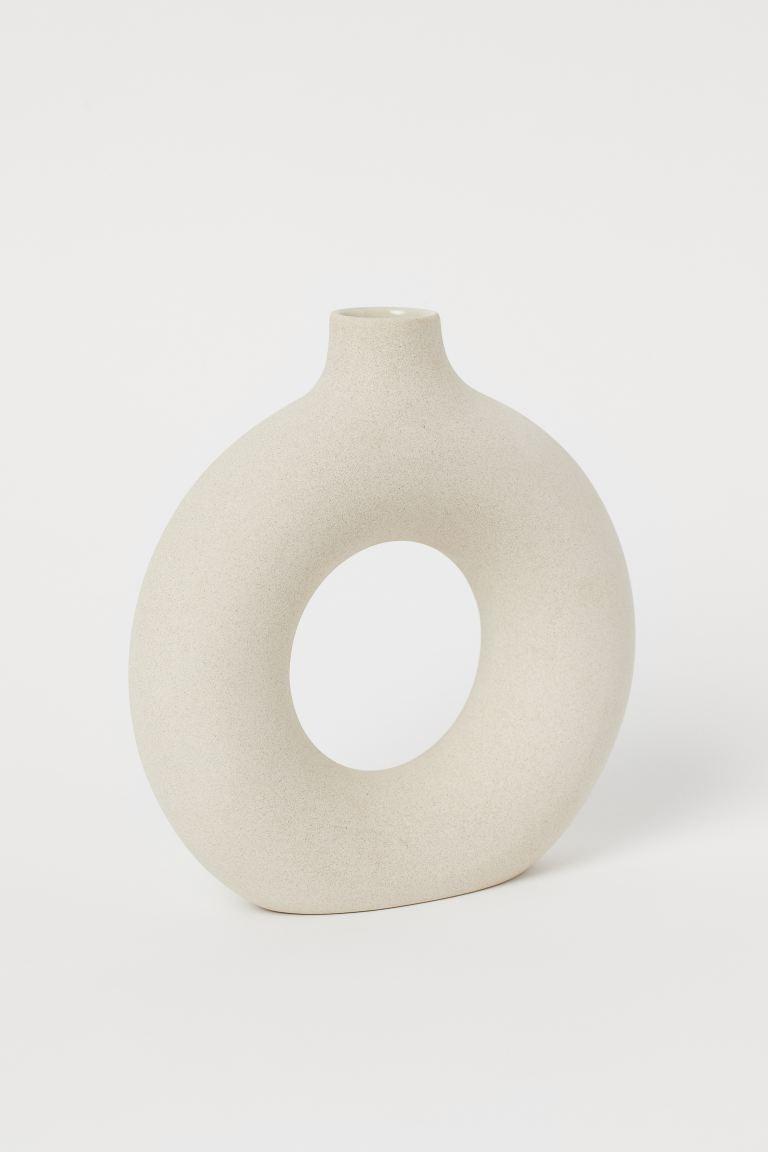 Jarrón de cerámica 14,99 €