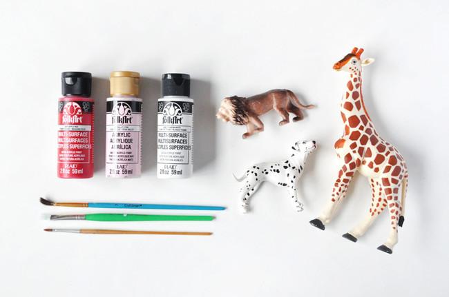 Valentine Animals Supplies