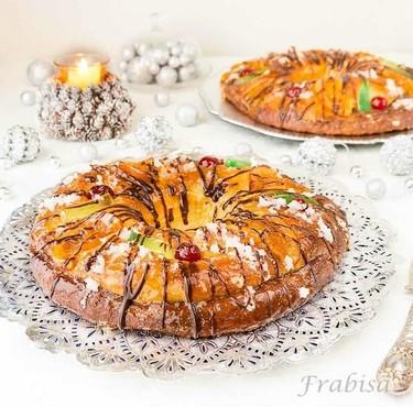 Paseo por la gastronomía de la Red: 10 recetas de roscones de Reyes muy especiales