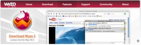 Wyzo, otro navegador cargado de funciones interesantes